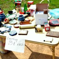 Tips Hosting Your Own Yard Sale Shop