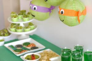 Tmnt Party Creative Juice