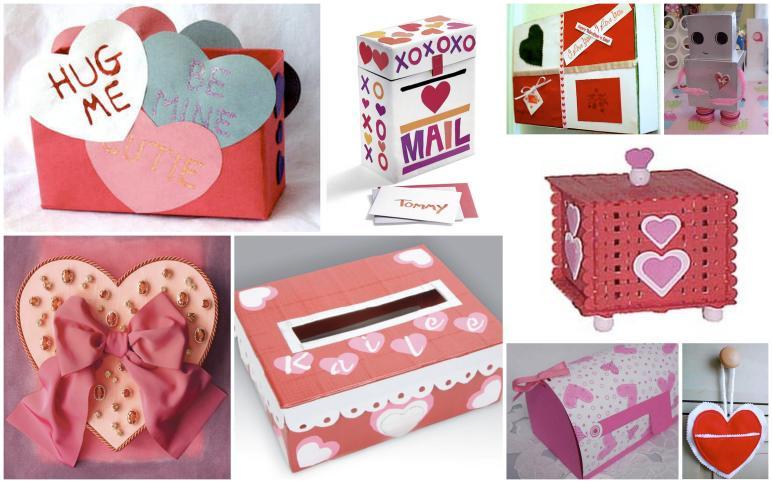 Todaysmama Valentine Day Mailboxes