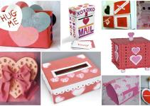 Todaysmama Valentine Day Mailboxes