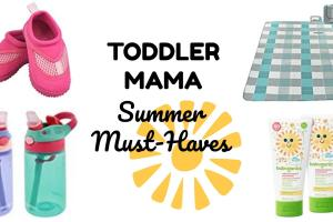 Toddler Mama Swears These Summer Must Haves