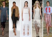 Top Fashion Trends Nyfw Spring Summer 2016