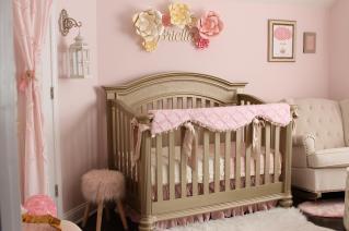 Top Shabby Chic Baby Decor Nursery