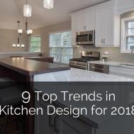 Top Trends Kitchen Design 2018 Home Remodeling