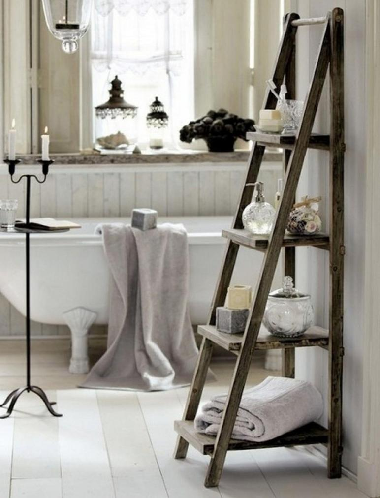 Towel Rack Ideas More Beautiful Bathroom