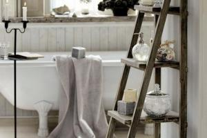Towel Rack Ideas More Beautiful Bathroom