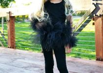 Traditional Black Cat Halloween Costume Tos Diy