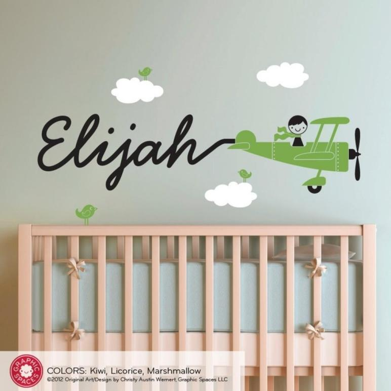 Trendy Themes Pin Your Babe Nursery Brit