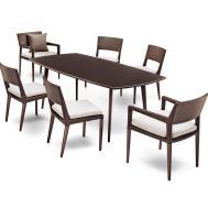 Tribeca Lounge Chair Garden Armchairs Dedon
