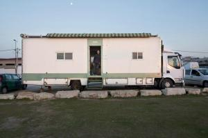 Truck Home Ingenious Israeli Turns Into Exquisite