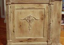 Tuesday Tutorial Furniture Distressing One Creative Couple