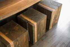 Turn Tree Into Wooden Stool Tos Diy