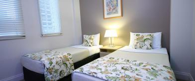 Two Bedroom Brisbane Apartment Manor Hotel