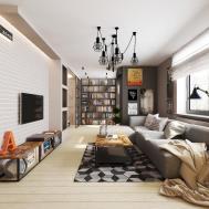 Ultimate Studio Design Inspiration Gorgeous Apartments