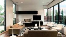 Ultra Modern Living Room Design Ideas