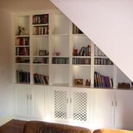 Under Stair Storage Ideas Extra Space