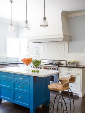 Unfinished Kitchen Islands Ideas