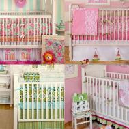 Unique Baby Girl Bedding Toddler House Photos
