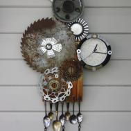 Unique Creative Wall Clock Home Decor Ideas Recycled