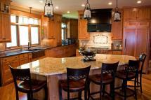 Unique Design Ideas Kitchen Luxury Interior