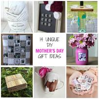 Unique Diy Mother Day Gifts Simplify Create Inspire