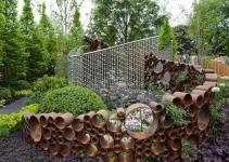 Unique Garden Ideas Different Impression Actual Home