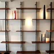 Unique Wall Bookshelves Artenzo