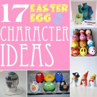 Unusual Easter Egg Character Ideas Scrap Shoppe