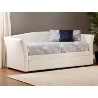 Upholstered Daybed Tufted Detail Homesfeed
