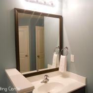 Upscale Bathrooms Bathroom Frame Mirrorhow
