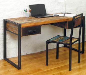 Urban Chic Office Laptop Computer Desk Bedroom Dressing