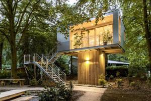 Urban Treehouse Baumraum