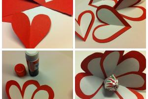 Valentine Day Kids Crafts Ideas Love