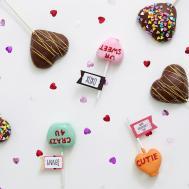 Valentine Day Printables Diy Gift