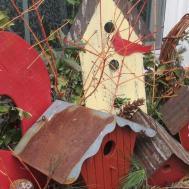 Valentine Day Windowboxes Birdhouse Theme Hometalk
