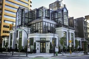 Vancouver Modern Condo Building Feature Article Albrighton
