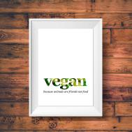 Vegan Home Decor Items Similar