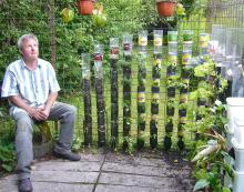 Vertical Gardens Inside Outside Proliferate