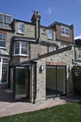 Victorian Terraced House Rear Extension London N10