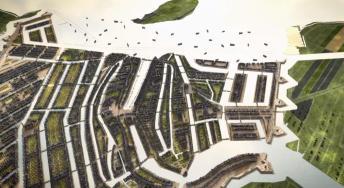 Video Urban Expansion Amsterdam 16th Century