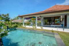 Villa Kontemporer Dan Modern Ungasan Kibarer Property
