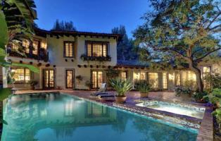 Villa Vanessa Paradis Cadeau Johnny Depp Gojimag