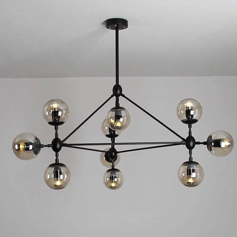 Vintage Light Loft Industrial Pendant Lamp Chandelier