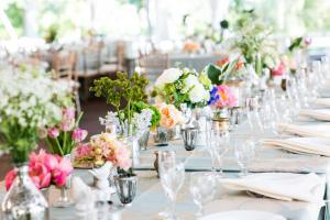 Vintage Theme Weddings Official Topwedding Blog Table