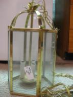 Vintage Violet Style Lantern Chandelier