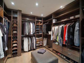 Walk Closet Men Masculine Design Interior Designs