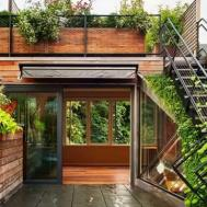 Wall Rooftop Gardens Living Walls Green Roofs