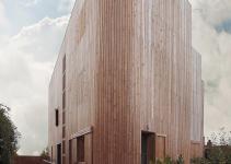 Wall Wood Acoustics Meet Aesthetics House Pedralbes