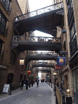 Warehouse Conversions Exposed Brick Beams London