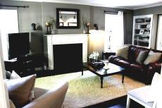 Warm Cozy Living Room Color Ideas Paint Inspiration